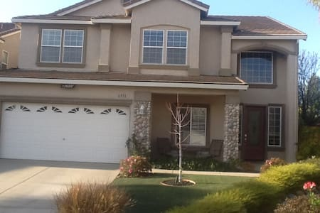 Rocklin's  Paradise Palms with three bedrooms
