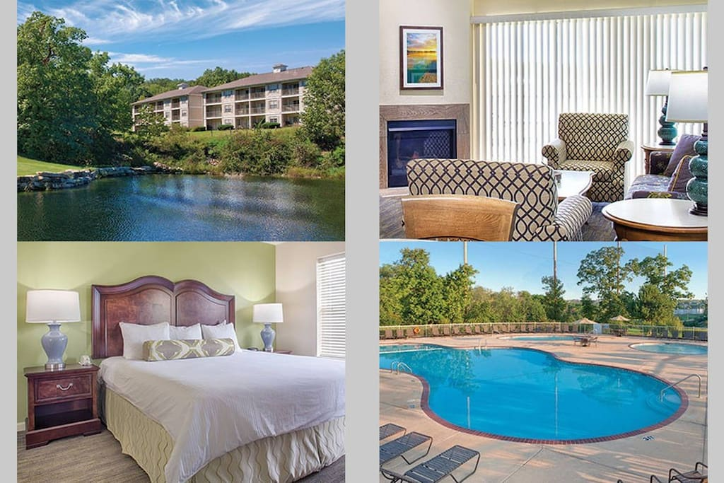 1 Bed Wyndham Branson Mo Apartments For Rent In Branson Missouri United States