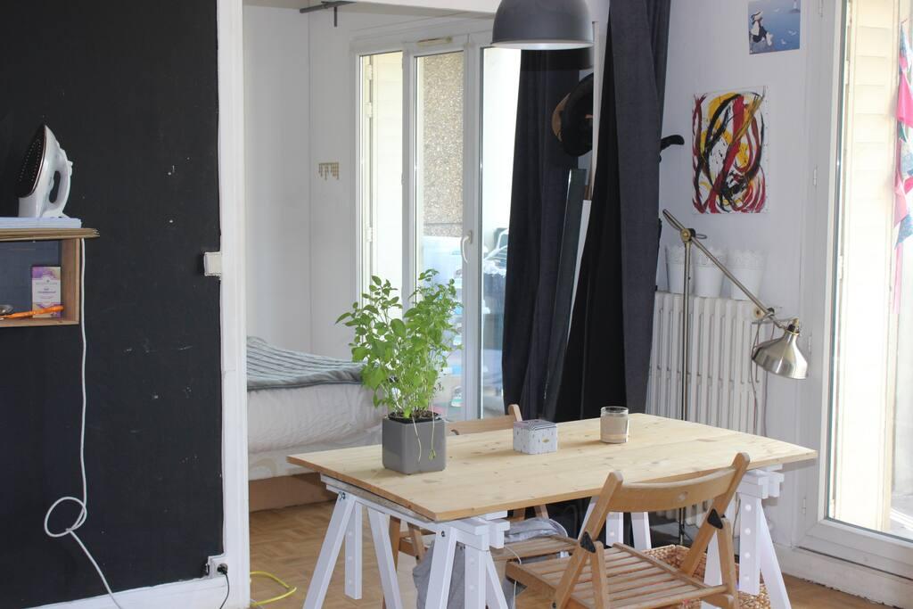 Appart spacieux 12 me gare de lyon appartements louer paris le de france france - Chambre d hote paris gare de lyon ...