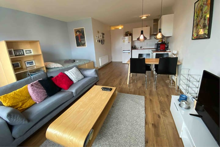 Lovely studio in Almere Poort, Close to Amsterdam