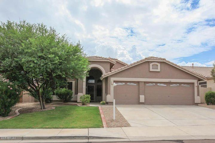 Executive Home on Golf Course/Lakes - Goodyear - Ev