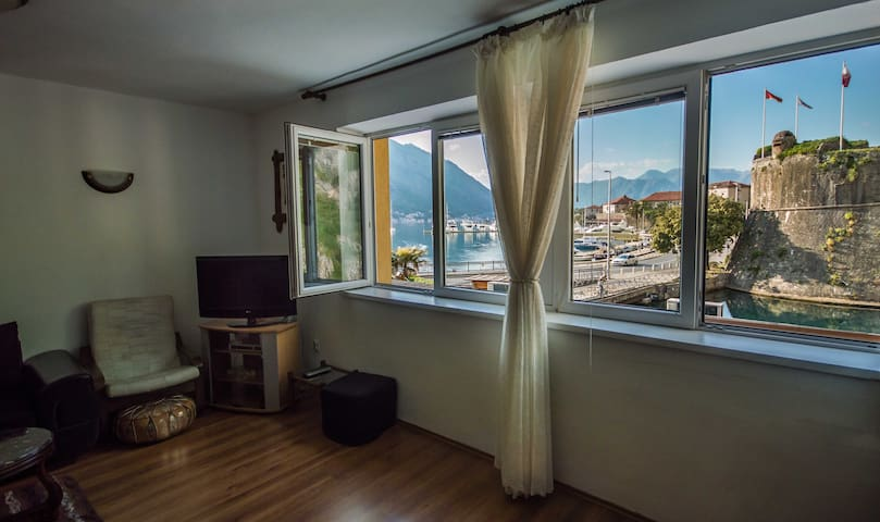 Gurdić Gate apartment,85 sq m,with an amazing view