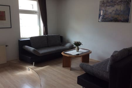 2 Zimmer, 45 qm Gästewohnung in L-O - Limbach-Oberfrohna