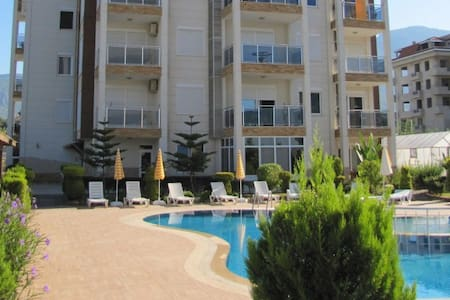 Ersel Life - Studio by the sea in Kestel Alanya!
