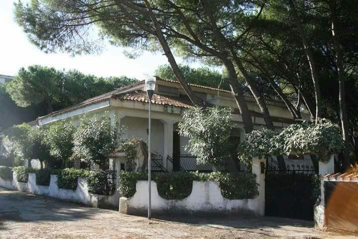 Villa mediterranea a 50 metri dal mare