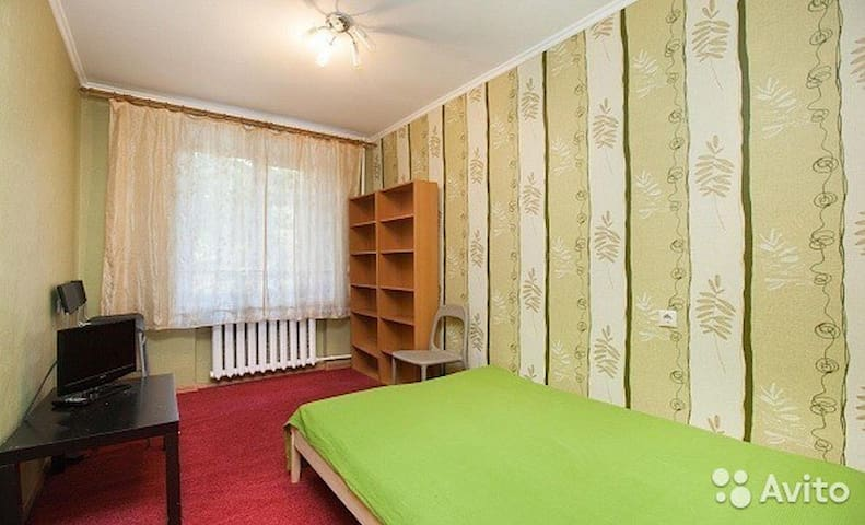 Евро ремонт, чистая уютная 1к кв - Odintsovo - Apartment