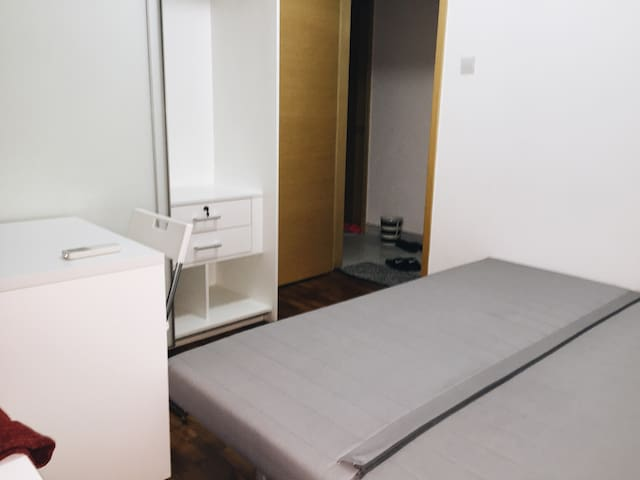 Common Room at Ecoville Condo - Szingapúr - Lakás