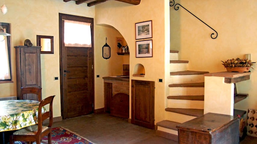 Charmin Apartment in Medieval Castle - Marsciano - Wohnung