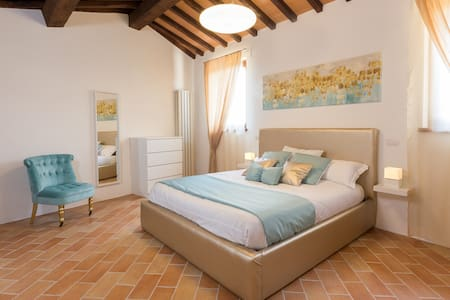 """Il Borgo"" beautiful apartment in Montefalco"