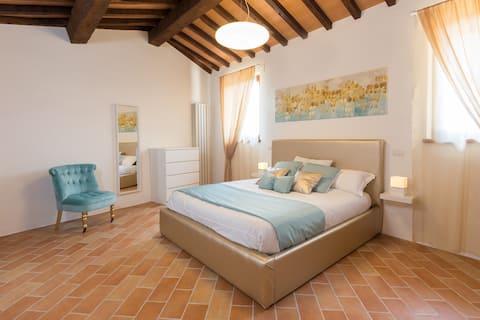 """Bel appartement """"Il Borgo"""" à Montefalco"""