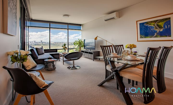 HOAMA - Downtown Apartment with city view