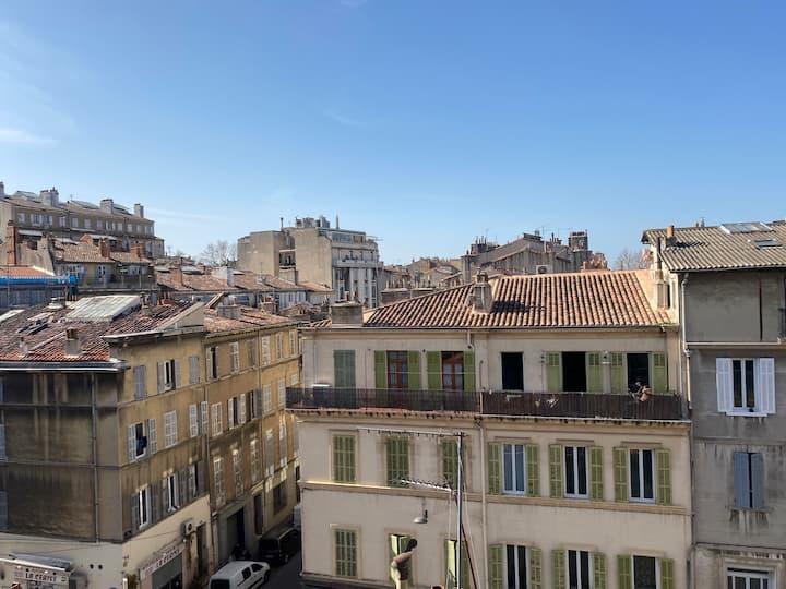 Appartement avec Terrasse Palais Longchamp