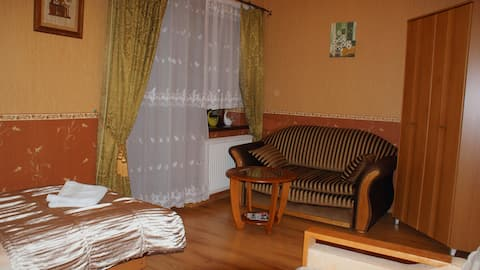 Triple Room With Private Bathroom & Balcony