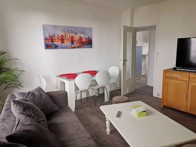 Appartement près des côtes bretonnes