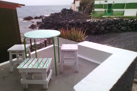 Preciosa casita vieja de Pescadores - El Tablado - Talo