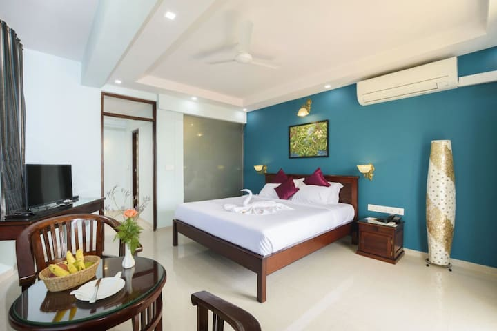 Premium Grand Sea View Suite @ Majorda - Majorda