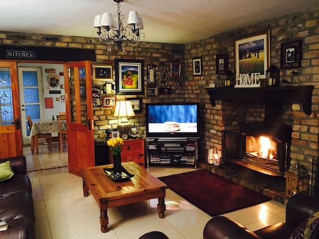 Cosy home in the heart of Ireland - Tullamore - Ház