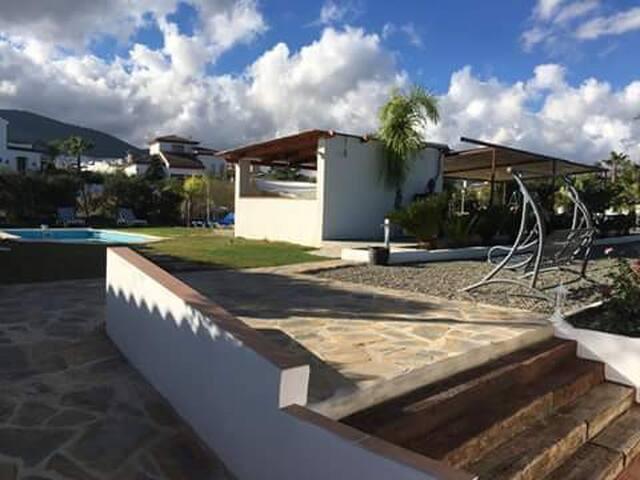 Magnifica villa con piscina, bar y parque infantil - Alhaurín el Grande - Villa