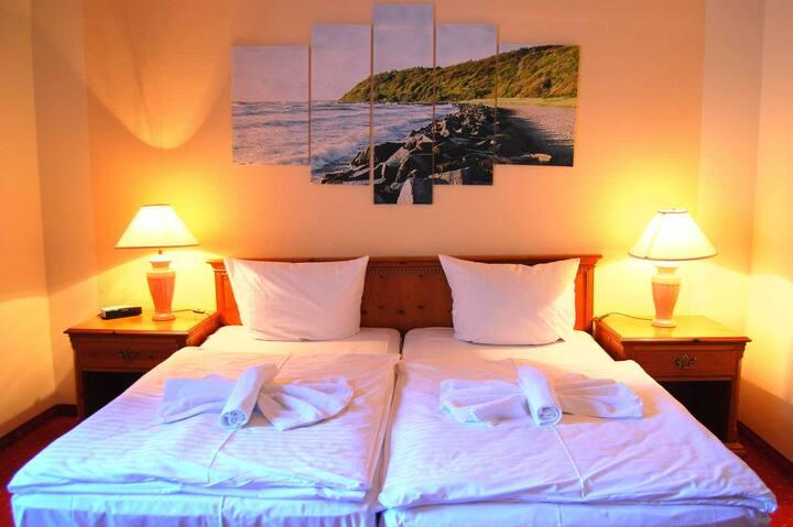 Hotel Heiderose auf Hiddensee, DZ 24 2