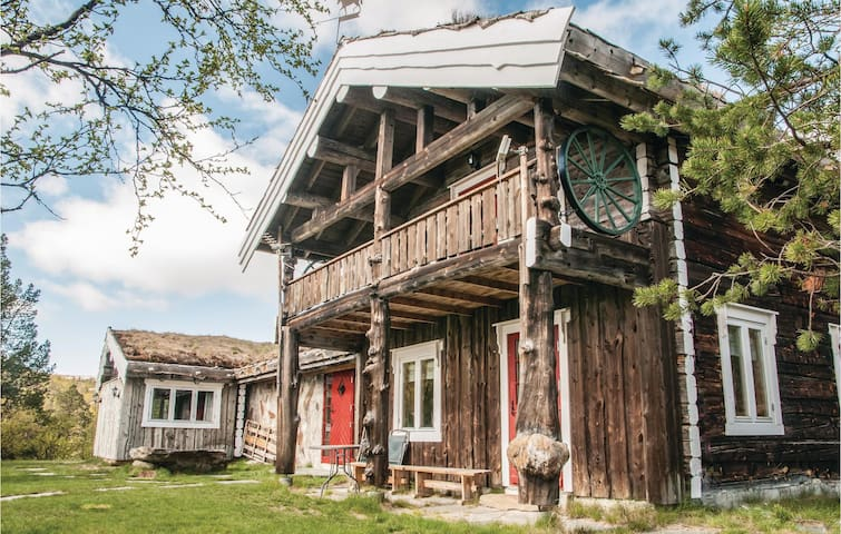 Holiday cottage with 3 bedrooms on 130m² in Tynset