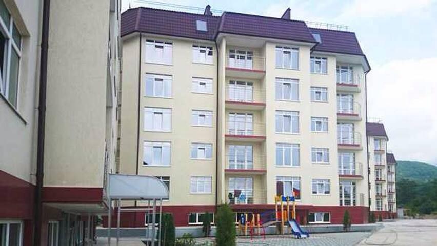 Квартира на Черноморском побережье - Краснодар - Apartamento