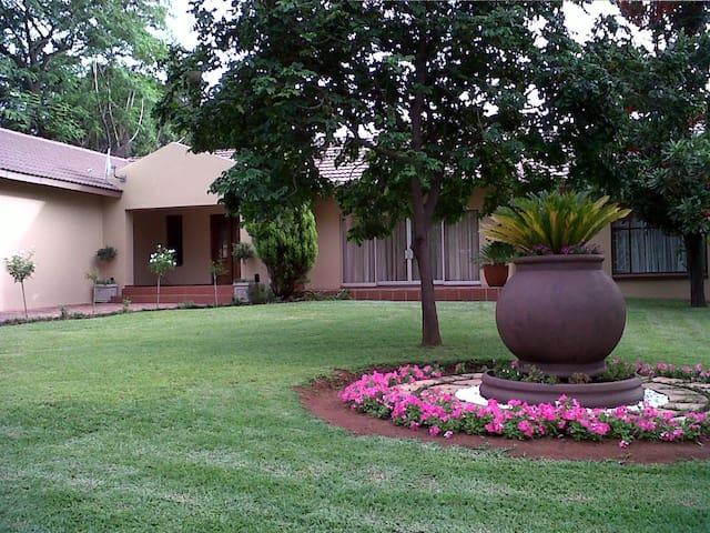 Vorster's Residence