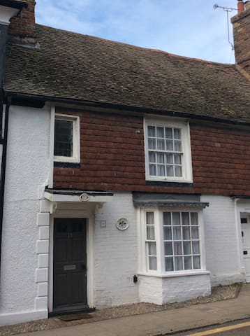 Cosy 16th Century Cottage - Rye - Rumah