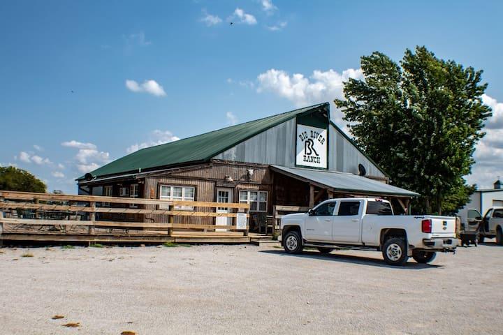 Unique Farm Experience | Double Bunk Room |