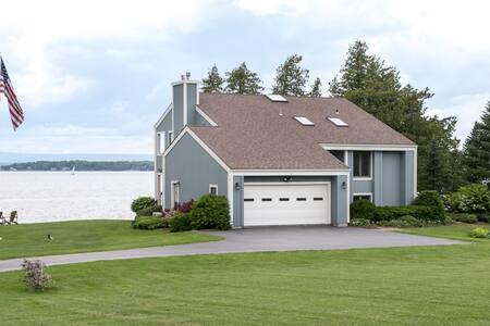 Luxury Lakefront Getaway - Jewel Of The Isle