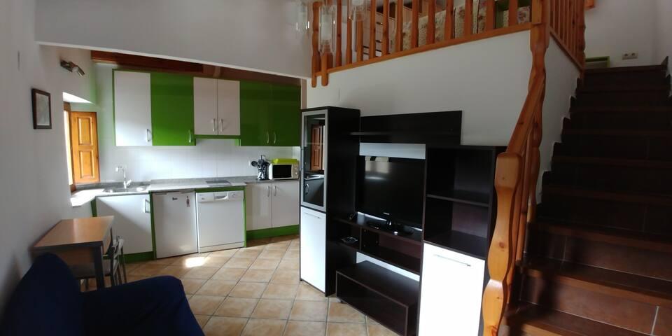 Apartamento Pirineo - Jacetania / Valle de Roncal