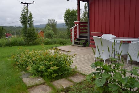 Countryside charm in the middle of Senja - Silsand - House