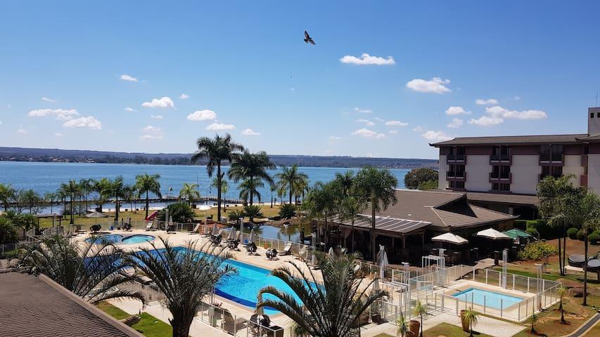 Life Resort, Maravilhosa Vista do Lago
