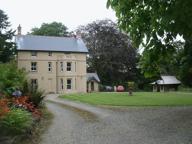 B & B at The Old Rectory, Pembrokeshire - Lampeter Velfrey