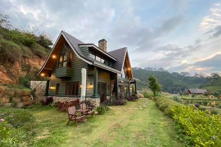 LatValley Villa A1 - Làng Biệt Thự Giữa Đồi Thông