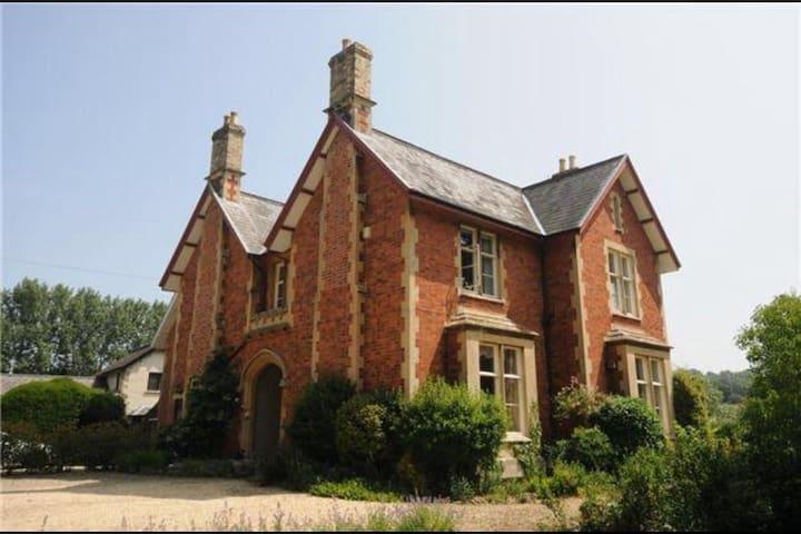 Cheltenham Victorian family home