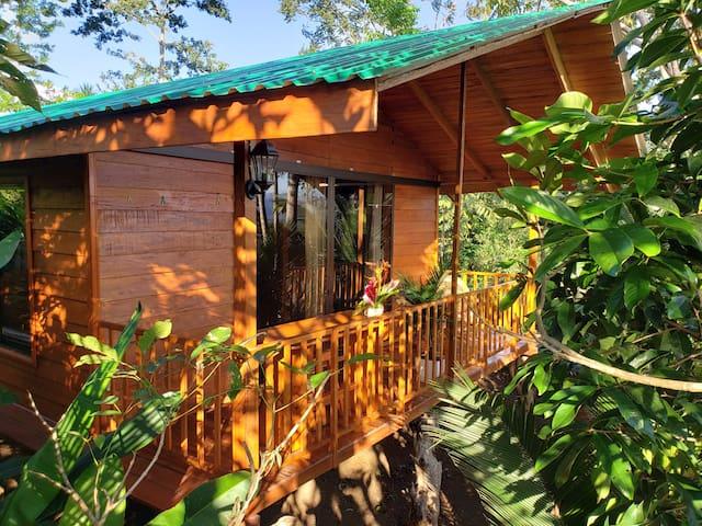 Sol y Verde Natural Lodge Cabaña Rustica