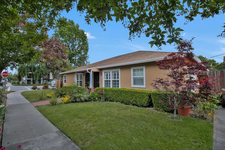 Comfortable   Willow Glen San Jose 2 Bd 1 B Duplex
