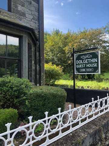 Dolgethin Guest house, Betws-y-coed, Snowdonia 3