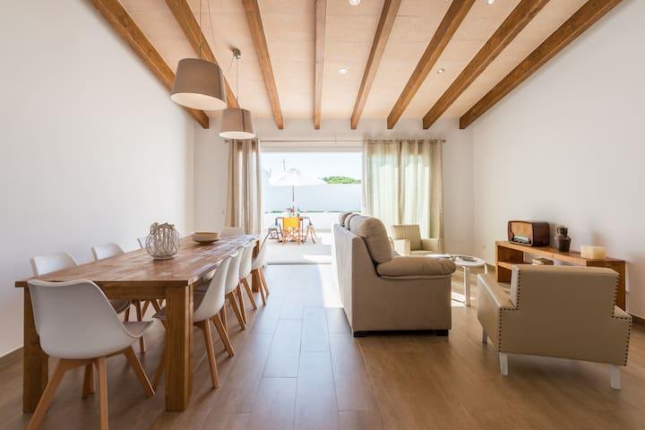 Preciosa casa pescadores en casco antiguo