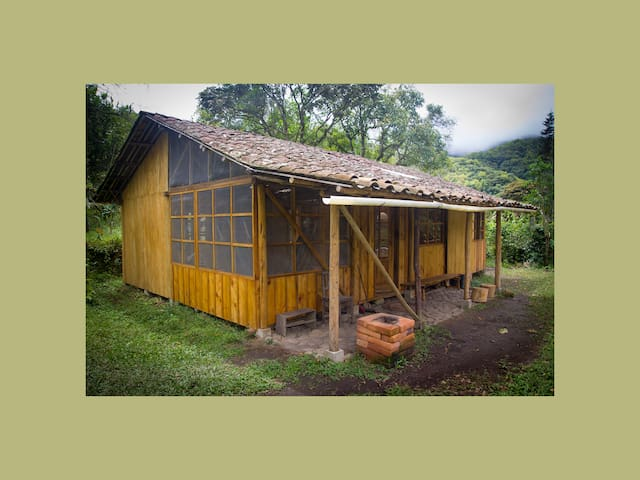 Intag Cloud Forest Cabin Get-away - Otavalo - Nature lodge