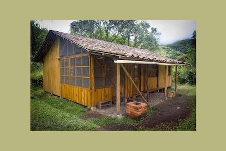 Intag Cloud Forest Cabin Get-away - Otavalo - Natur-Lodge