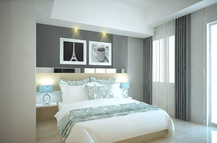Apartemen Bogor Icon, View Gunung, Nyaman - Room 2