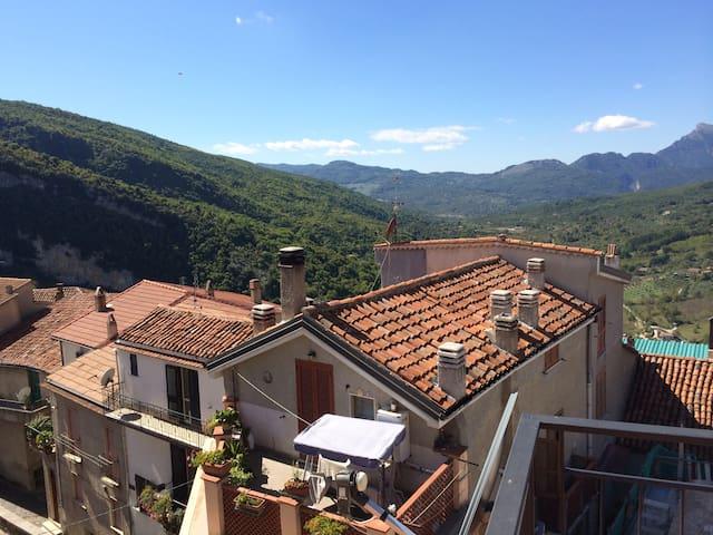 Casa Grazia - Laurino - Byt