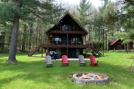 Perfect Retreat - Quiet Cabin in Finger Lakes