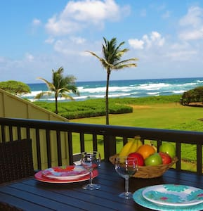 Lowest Price 1 Bed Oceanview at Kauai Beach Villas - Lihue - Osakehuoneisto