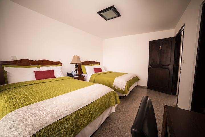 Hotel Villa Margarita Habitacion Doble 2