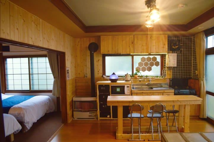 「TOYA HOME kairou」central convenient woody