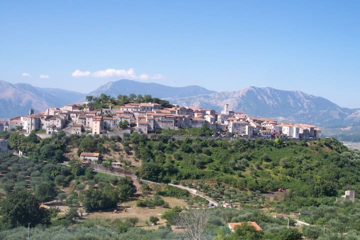 Atena Lucana - 640 s.l.m. - Atena Lucana