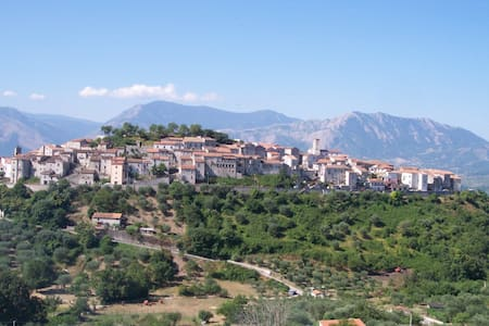 Atena Lucana - 640 s.l.m. - Atena Lucana - Apartamento