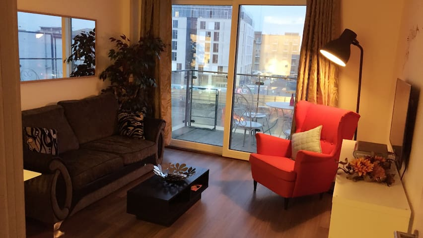 Modern Aparment /next train station - Cambridge  - Apartment